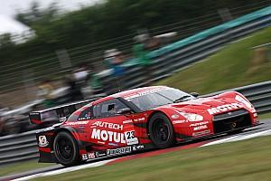Super GT Benoit Treluyer Super GT Sepang Race Summary