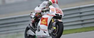MotoGP Simoncelli Fastest In MotoGP Thursday Rain Practice At TT Assen