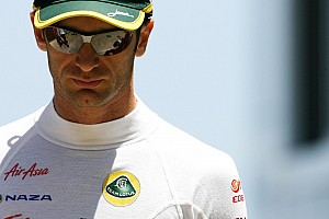Formula 1 Team Lotus European GP - Valencia Race Report