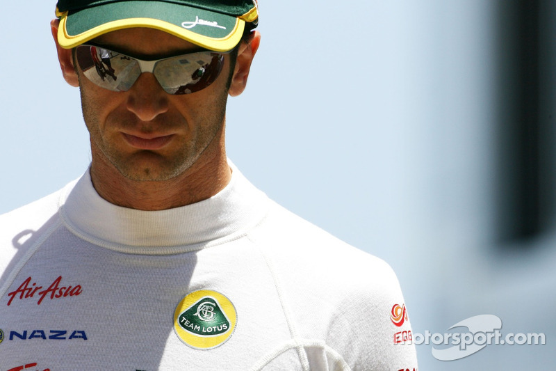 Team Lotus European GP - Valencia Race Report