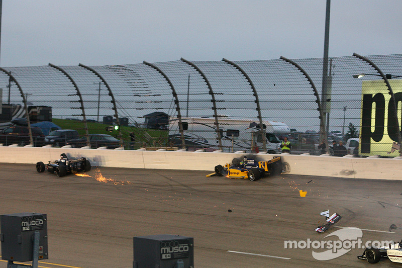 Mike Conway Iowa Race Report