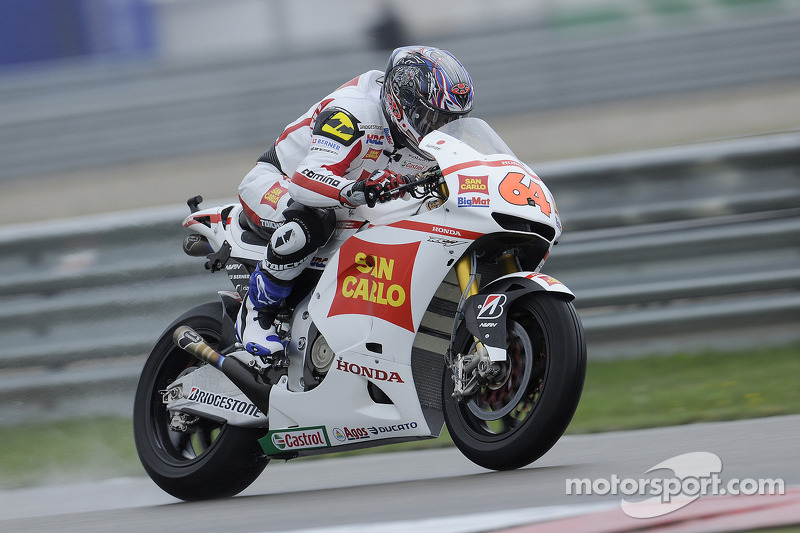 Gresini Racing TT Assen Race Report