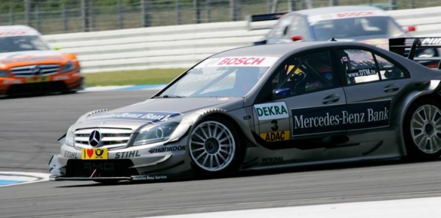 Mercedes DTM Qualifying Report Norisring - Nuremberg