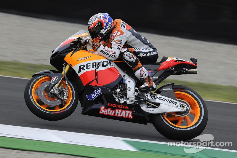 Bridgestone Italian GP Qualifying Report
