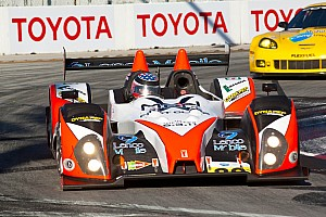 ALMS Tomy Drissi Ready For Lime Rock Park Weekend