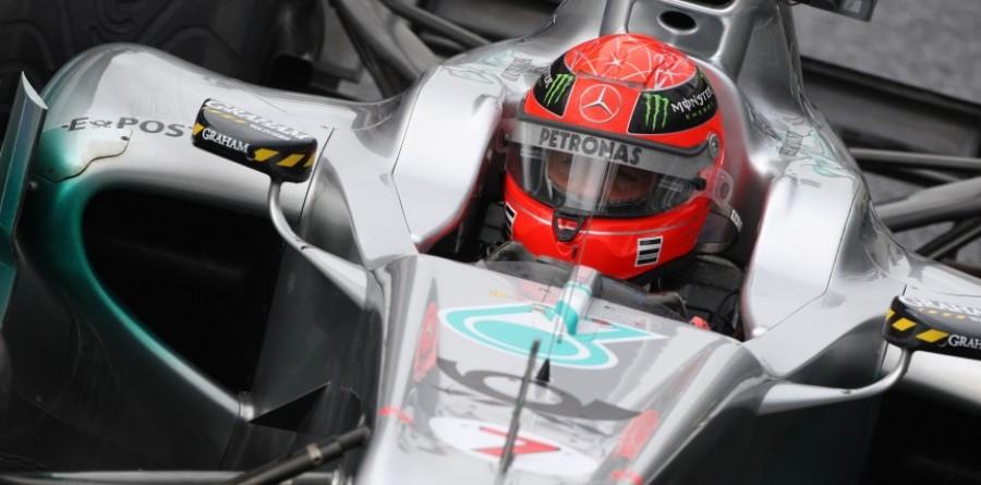 Mercedes F1 British GP - Silverstone Friday Practice Report