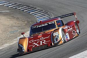 Grand-Am Michael Shank Racing  Laguna Seca Qualifying Report