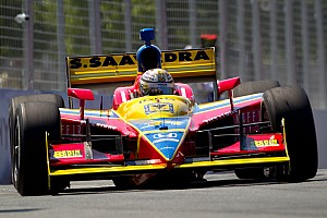 IndyCar Conquest Racing Toronto Qualifying Report