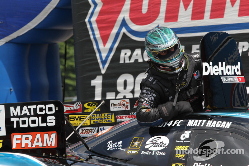 Matt Hagan Joliet Saturday Report
