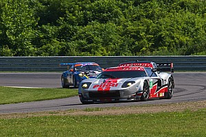 ALMS Michelin Green X Challenge Lime Rock Race Report