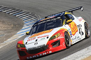 Grand-Am Team Sahlen Laguna Seca Race Report