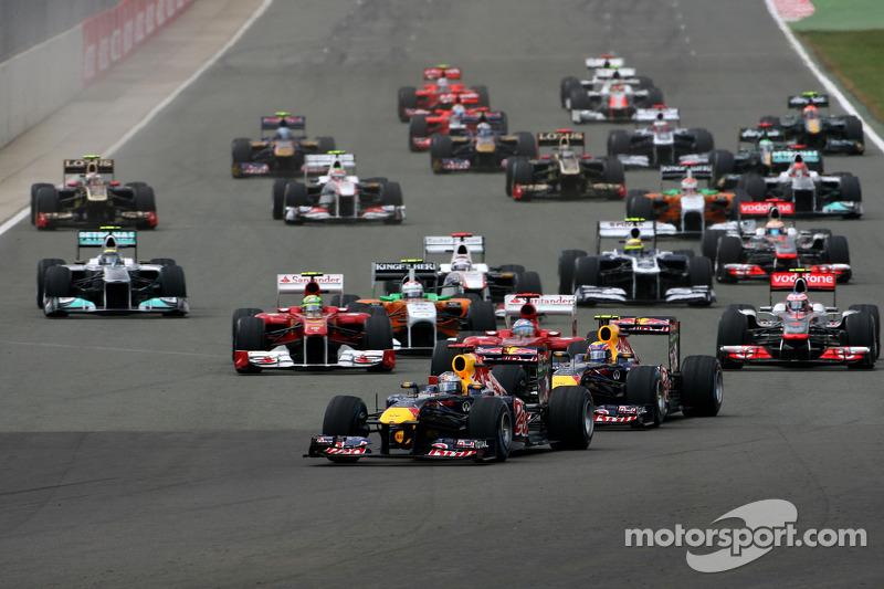 F1 Director Buys Stake In Sponsorship Agency