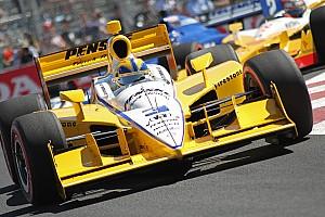 IndyCar Andretti Autosport Edmonton Race Report