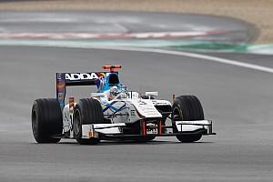FIA F2 Addax Team Nurburgring Race 2 Report