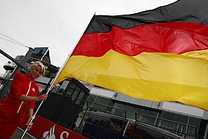 Formula 1 Nurburgring Talks With Ecclestone 'Positive'