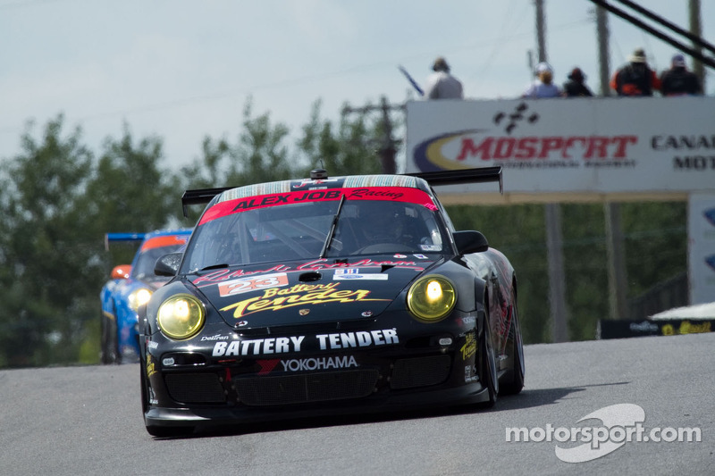 Alex Job Racing Mosport Race Report