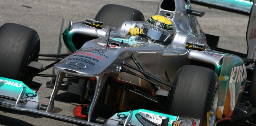 Mercedes F1 Hungarian GP Friday Practice Report