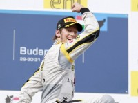 Grosjean Claims Fifth Win Of 2011 In Budapest Feature Race