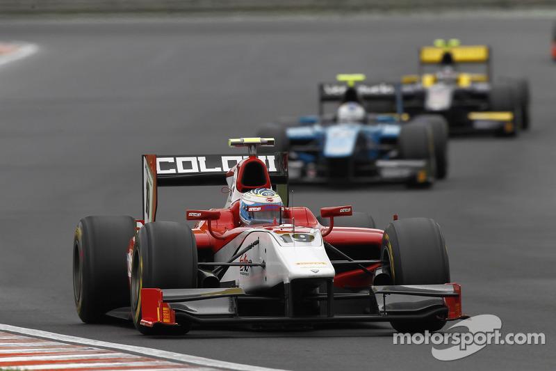 Scuderia Coloni Budapest Race 2 Report