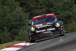 ALMS Alex Job Racing Looks For Victory At Mid-Ohio
