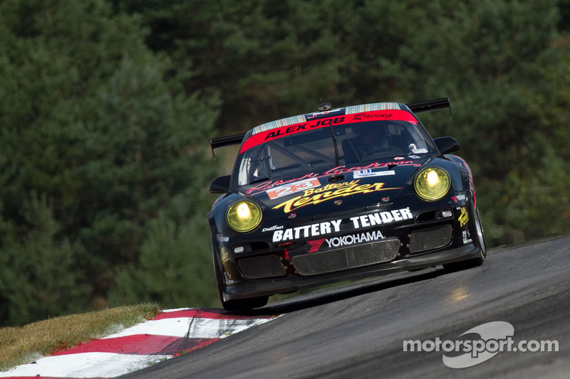 Alex Job Racing Looks For Victory At Mid-Ohio