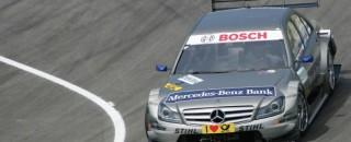 DTM Mercedes On A High For DTM Race At Nurburgring