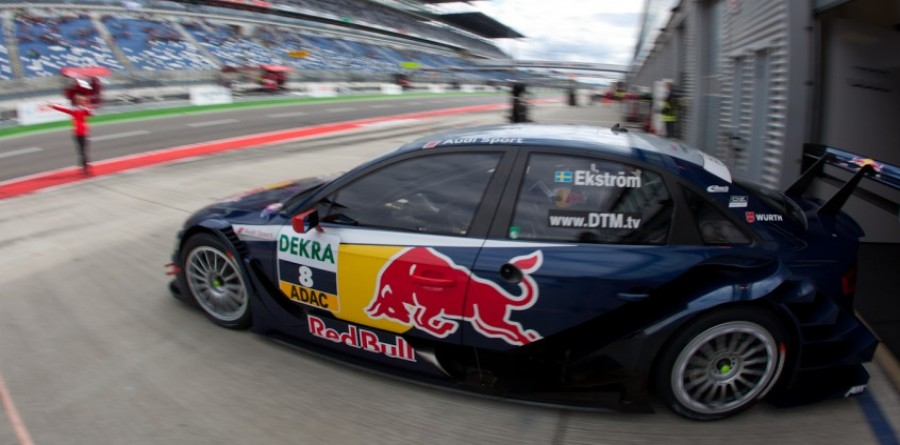 Audi With Six DTM Drivers In Top Eight At Nurburgring