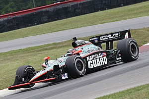 IndyCar Panther Racing Mid-Ohio Qualifying Report
