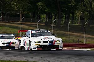 ALMS BMW Team RLL Mid-Ohio Race Report