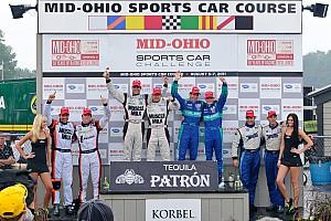 ALMS ALMS Series Mid-Ohio Race Report