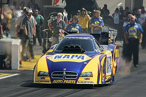 NHRA Ron Capps Seattle Final Report