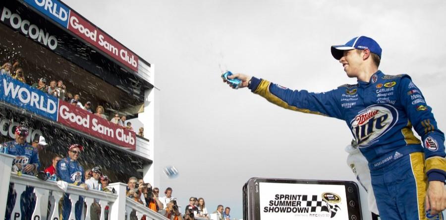 Penske & Keselowski Pleased With NASCAR Pocono II Win