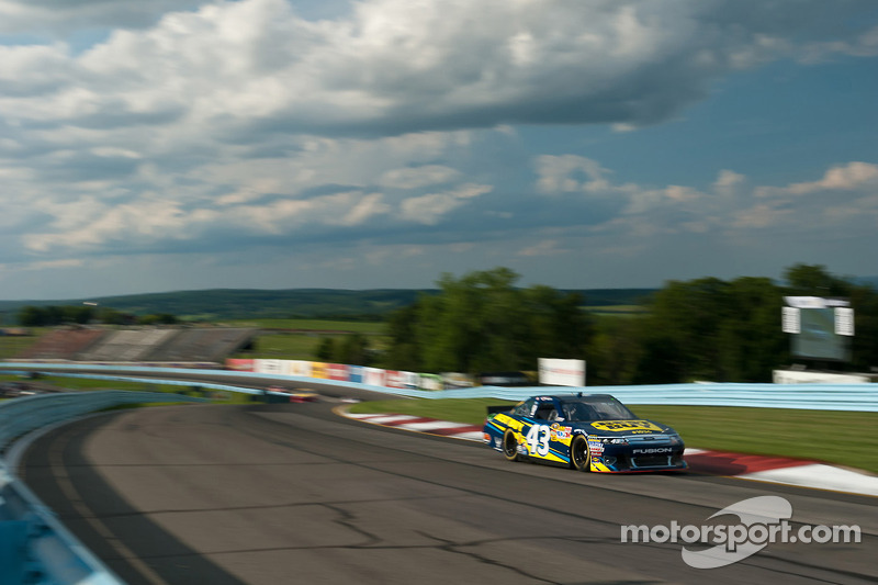 Allmendinger Watkins Glen qualifying report