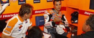 MotoGP Repsol Honda pleased with Czech GP qualifying results