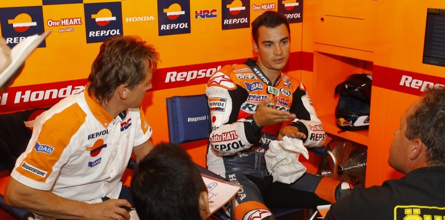 Repsol Honda pleased with Czech GP qualifying results