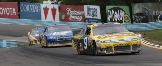 NASCAR Cup Marcos Ambrose - Series weekly teleconference