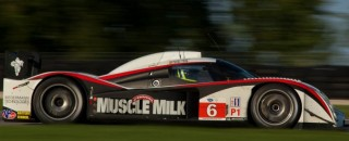 ALMS Muscle Milk AMR wins Road America in close finish