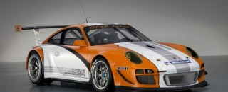 ALMS Porsche to debut newest Hybrid at Laguna Seca