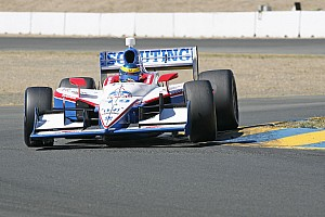 IndyCar Dale Coyne Racing Sonoma qualifying report