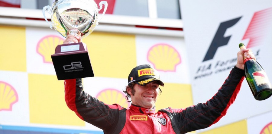 Filippi grabs Sprint race win at Spa