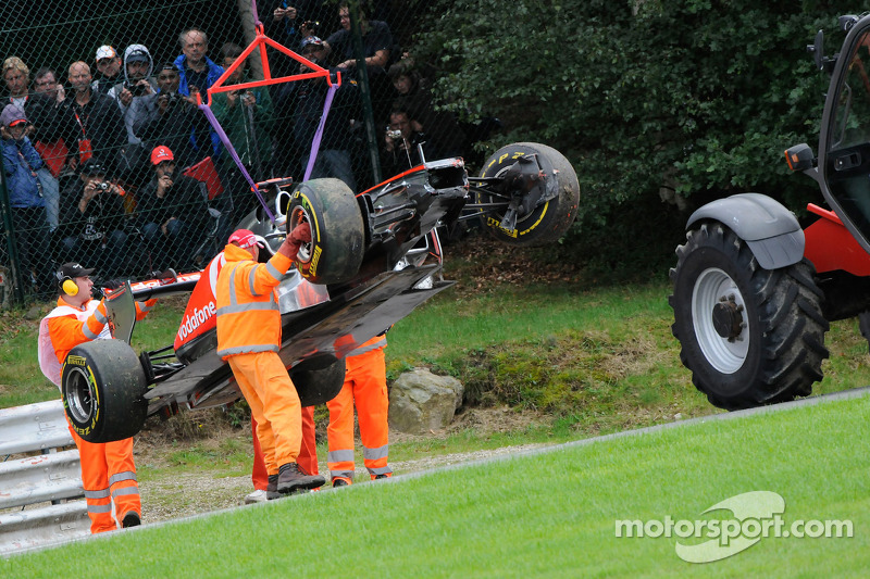 'Whamilton' admits fault for Kobayashi crash