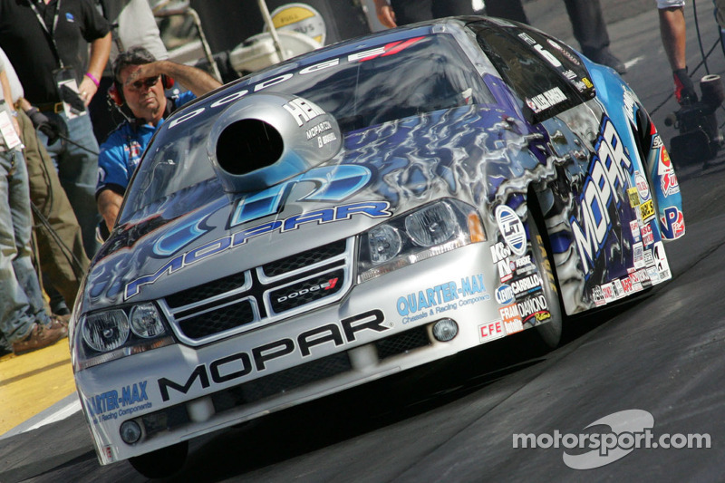 Allen Johnson aims to increase points at Indianapolis