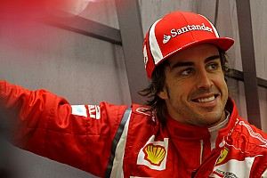 Formula 1 Alonso hints Vettel and Newey welcome at Ferrari