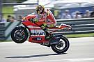 Ducati San Marino GP Friday report