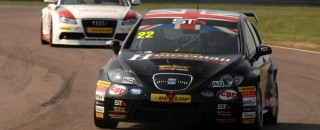 BTCC Boardman wins controversial race 3 at Knockhill
