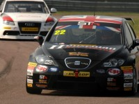 Boardman wins controversial race 3 at Knockhill