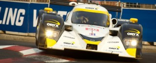 ALMS Dyson Racing finishes 1-2 at Baltimore