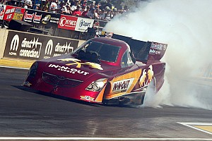 NHRA Troxel Indianapolis final report