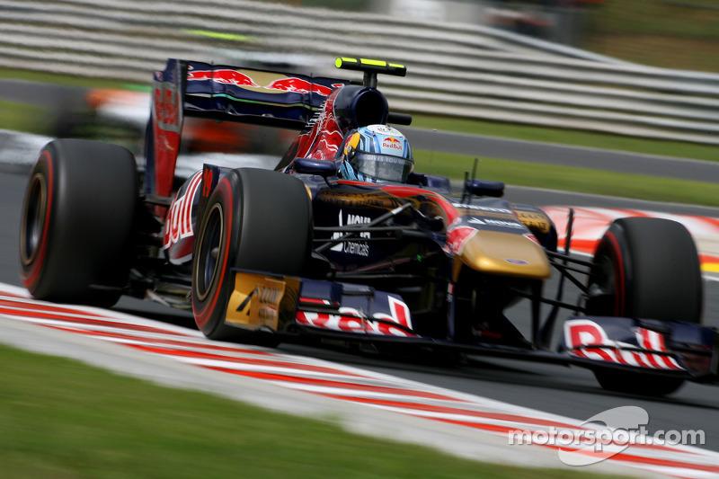 Toro Rosso confirms deals with Cepsa, Nova