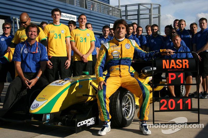 Felipe Nasr Rockingham event summary